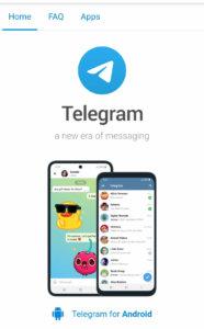 Установка Телеграм на Android с официального сайта