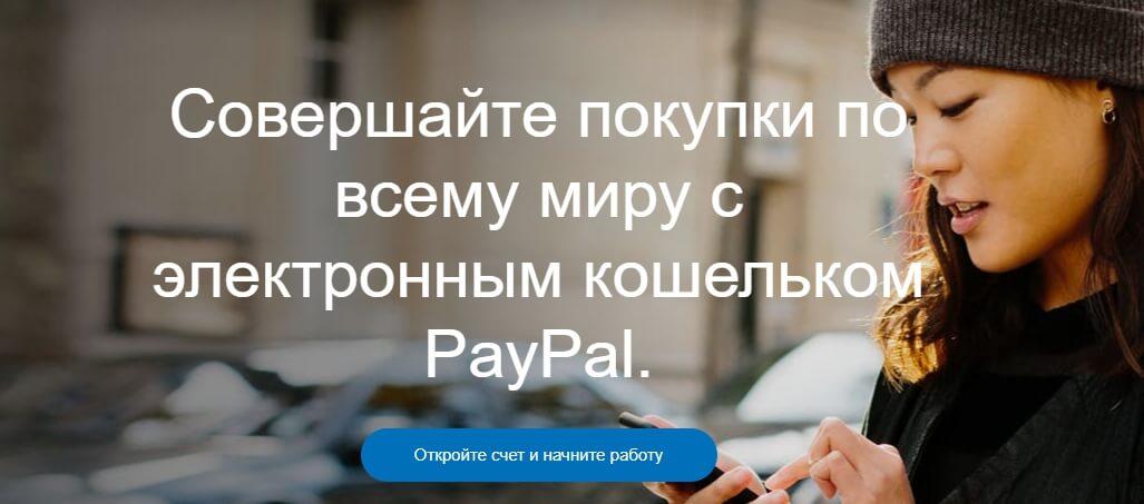 Описание системы Pay Pal