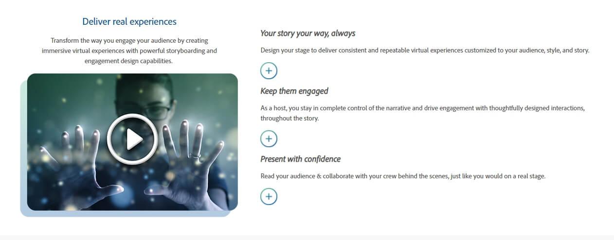 Создай захватывающий контент с Adobe Connect