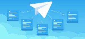 Создание чат-бота Telegram в @BotFather