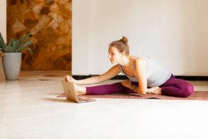 Онлайн-марафоны и онлайн-обучение йоге